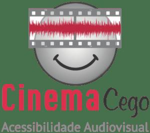 logomarca cinema cego