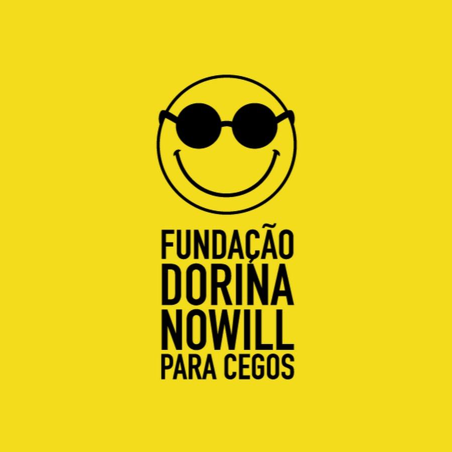 Logo da fundação dorina nowill para cegos.